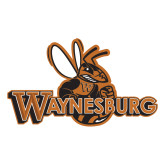 Large Magnet-Waynesburg Primary Logo, 12 inches wide