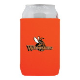 Neoprene Orange Can Holder-Waynesburg Primary Logo