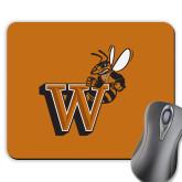 Full Color Mousepad-Mascot W Logo