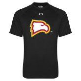 Under Armour Black Tech Tee-Eagle Head