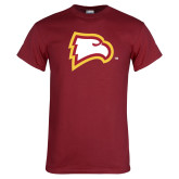 Cardinal T Shirt-Eagle Head