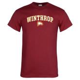 Cardinal T Shirt-Arched