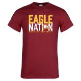 Cardinal T Shirt-Eagle Nation