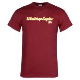 Cardinal T Shirt-Scripted
