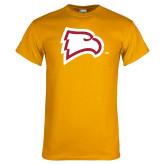 Gold T Shirt-Eagle Head