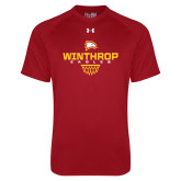 Under Armour Cardinal Tech Tee-Sharp Net Basketball