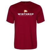 Performance Cardinal Tee-Winthrop Athletics