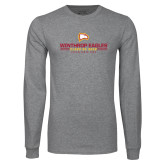 Grey Long Sleeve T Shirt-Class of… Personalized Year