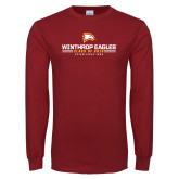 Cardinal Long Sleeve T Shirt-Class of… Personalized Year