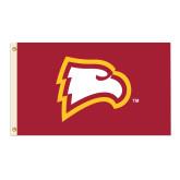 3 ft x 5 ft Flag-Eagle Head