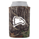 Collapsible Camo Can Holder-Eagle Head