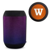 Disco Wireless Speaker/FM Radio-W