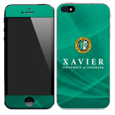 iPhone 5/5s/SE Skin-Xavier Seal Vertical
