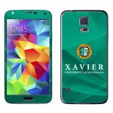 Galaxy S5 Skin-Xavier Seal Vertical