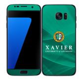 Samsung Galaxy S7 Edge Skin-Xavier Seal Vertical