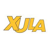 Medium Decal-XULA Wordmark, 8 inches wide