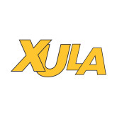 Small Decal-XULA Wordmark, 6 inches wide