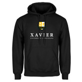 Black Fleece Hoodie-Stacked Xavier