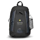 Impulse Black Backpack-College of Pharmacy