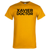 Gold T Shirt-Xavier Doctor
