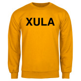 Gold Fleece Crew-XULA