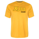 Performance Gold Tee-Tennis