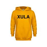 Youth Gold Fleece Hoodie-XULA