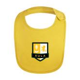 Yellow Baby Bib-Primary Mark