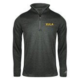 Russell Charcoal Heather 1/4 Zip-XULA