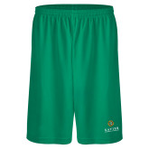 Performance Classic Kelly Green 9 Inch Short-Xavier Seal Vertical