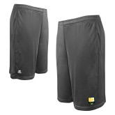 Russell Performance Charcoal 10 Inch Short w/Pockets-Primary Mark
