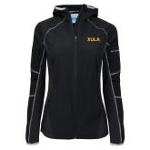 Columbia Ladies Sweet As Black Hooded Jacket-XULA