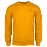 Gold Fleece Crew-XULA Wordmark