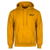 Gold Fleece Hoodie-XULA