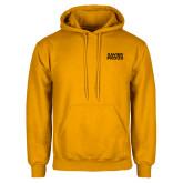 Gold Fleece Hoodie-Xavier Proud