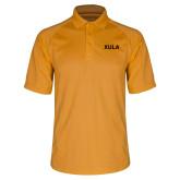 Gold Dri Mesh Pro Polo-XULA