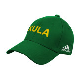 Adidas Kelly Green Structured Adjustable Hat-XULA