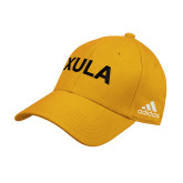 Adidas Gold Structured Adjustable Hat-XULA