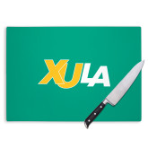 Cutting Board-XULA Wordmark