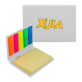 Micro Sticky Book-XULA Wordmark