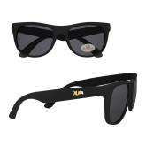 Black Sunglasses-XULA Wordmark