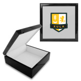 Ebony Black Accessory Box With 6 x 6 Tile-Primary Mark