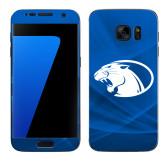 Samsung Galaxy S7 Skin-Panther Head