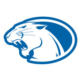 Large Decal-Panther Head, 12 inches wide