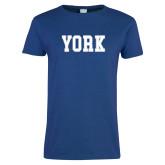 Ladies Royal T Shirt-York