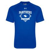 Under Armour Royal Tech Tee-Panthers Baseball