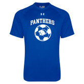 Under Armour Royal Tech Tee-Panthers Soccer