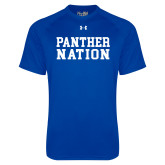Under Armour Royal Tech Tee-Panther Nation