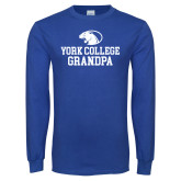 Royal Long Sleeve T Shirt-Grandpa