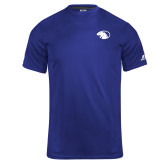 Russell Core Performance Royal Tee-Panther Head
